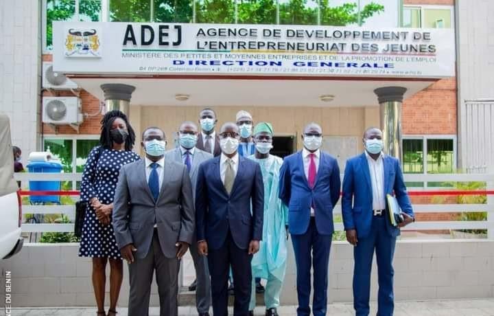 Agence de développement de l'entrepreneuriat des jeunes : Le Conseil d'Administration installé