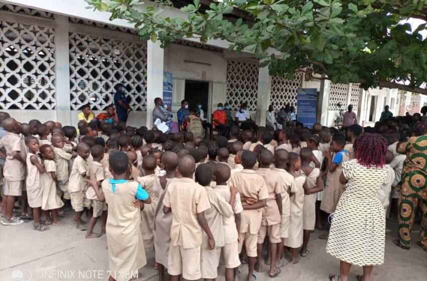 Sensibilisation des écoliers sur la santé bucco-dentaire: La JCI Cotonou Espoir atteint son objectif