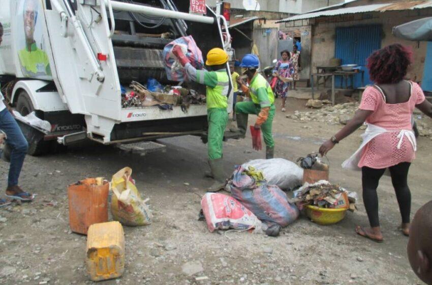 Gestion des déchets et salubrité du Grand Nokoué: Le soulagement des populations de Godomey
