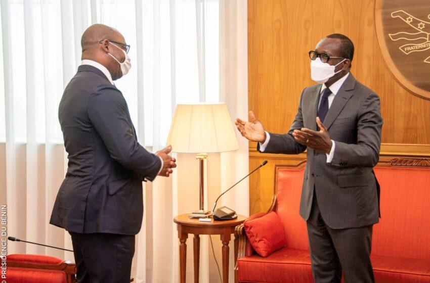 Projets de développement au Bénin par la Boad : Le financement au menu des échanges entre Serge Ekué et Patrice Talon