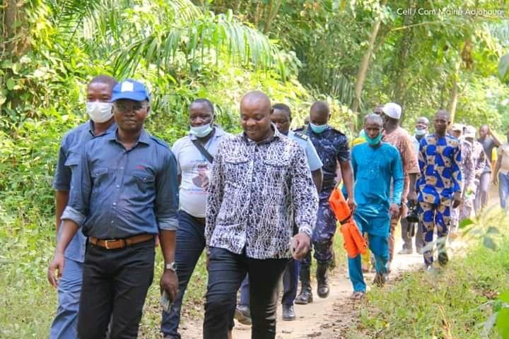 Transhumance bovine dans la Vallée de l'Ouémé: Les actions du Maire François Zannougbo