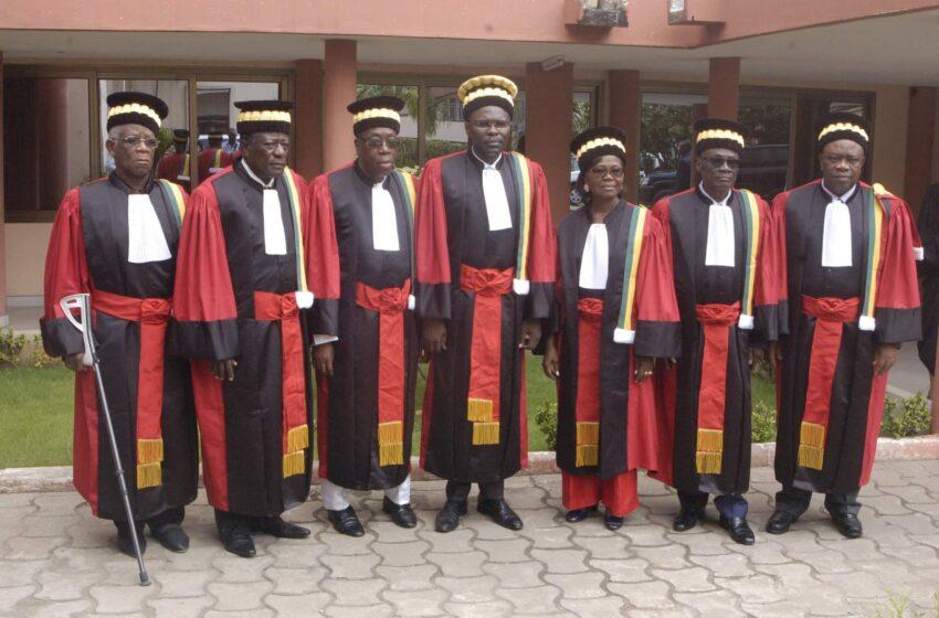 Présidentielle au Bénin : Les Trois duos validés par la Cour Constitutionnelle