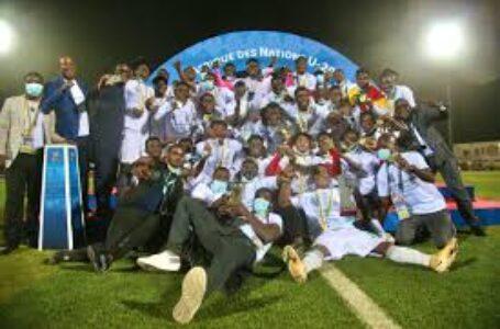 CAN U20, le Ghana puissance 4 !