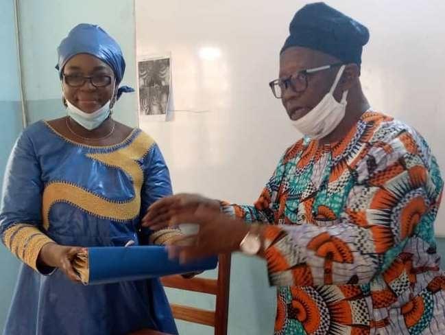 Cadre de concertation des OSC du Bénin: Antoinette Bada prend la commande