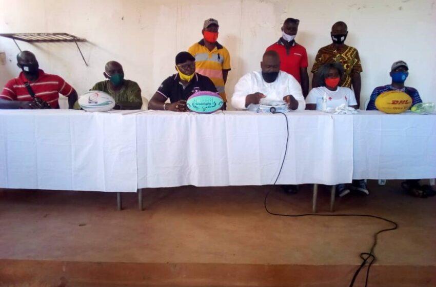 Championnat de Rugby à 7 : Le camp Kinmabou déroule son agenda