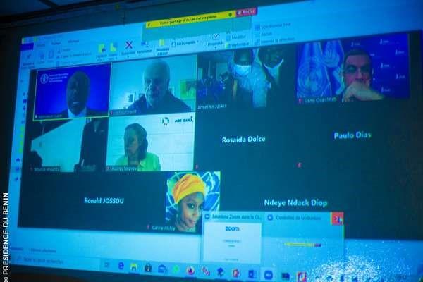 Agriculture: Le Bénin et la FAO pour un nouveau projet