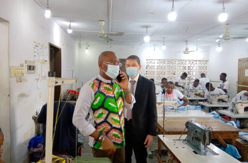 Adhésion au conseil des investisseurs: Lolo Andoche sous les feux des projecteurs