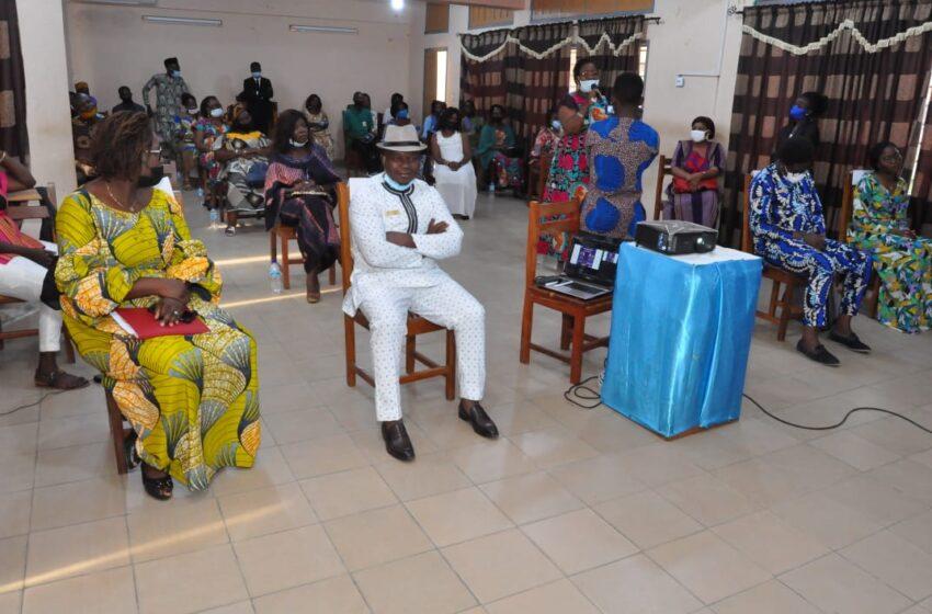 JIF 2021: La Jci Cotonou Espoir réunit les femmes autour d'une causerie