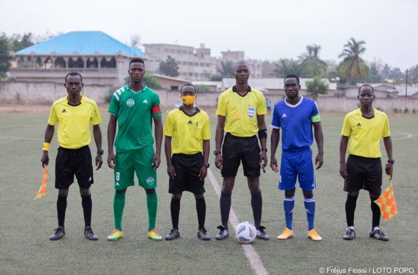 Bénin Ligue Pro: Loto-Popo domine Dadjè