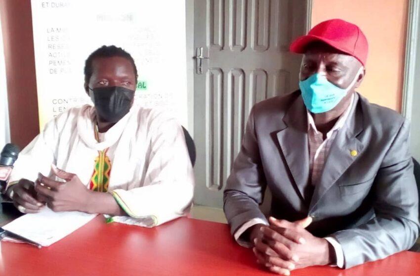 Présidentielle d'avril 2021 au Bénin:Nassirou Domingo et Ouorou Abdel Rahman Barè invitent à la culture de la paix