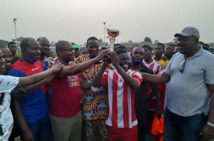 Tournoi de mise en Jambe : CeFes s'adjuge le trophée