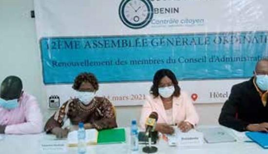 Social Watch Bénin: Un nouveau mandat pour Blanche Sonon