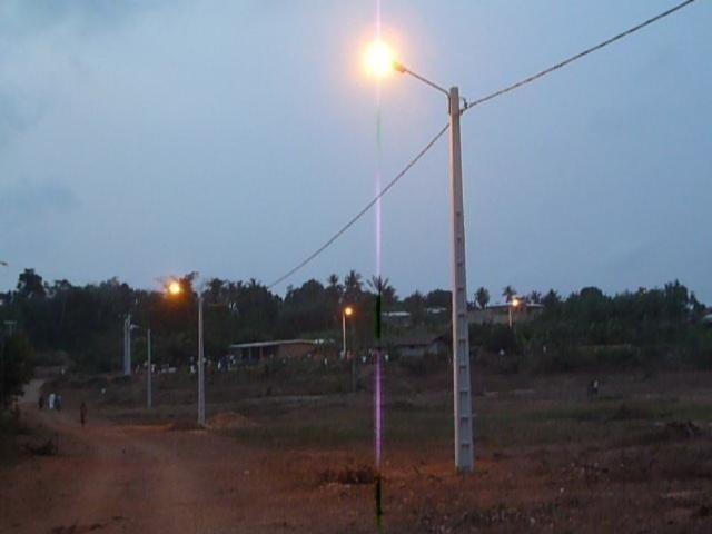 Commune de Bonou: L'arrondissement de Hounviguè bientôt électrifié