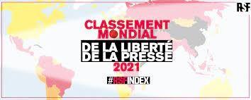 Classement RSF 2021 : Le Bénin recule d'une place