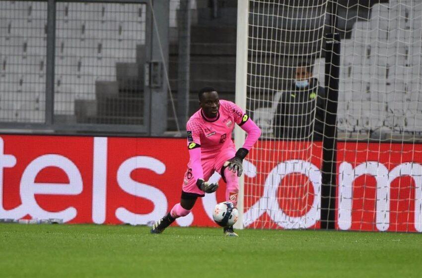 Dijon FC: Saturnin Allagbé retrouve sa place de numéro 1