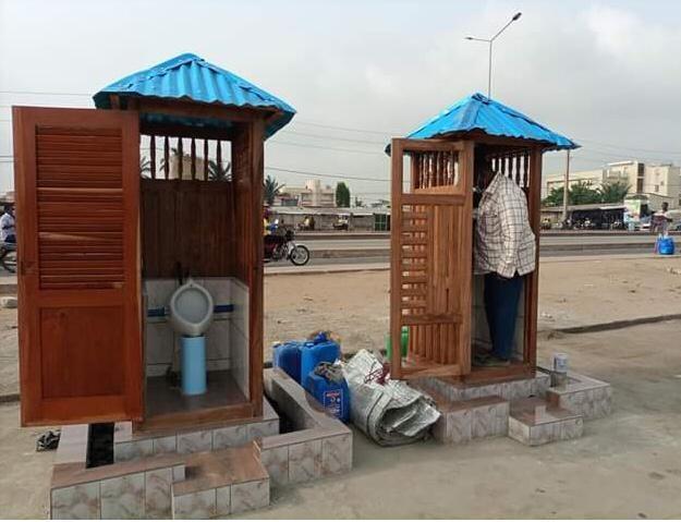 Absence de toilettes publiques: Un besoin urgent