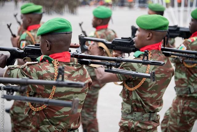 Dépenses militaires africaines en 2020 : Le Bénin à la 36ème place