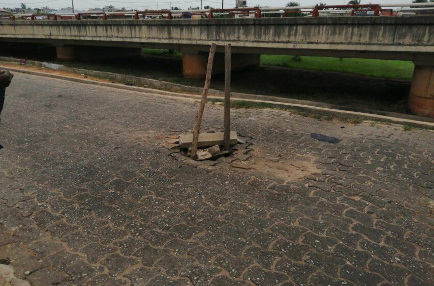 Dégradation des voies: Les usagers de Godomey-Calavi lassés