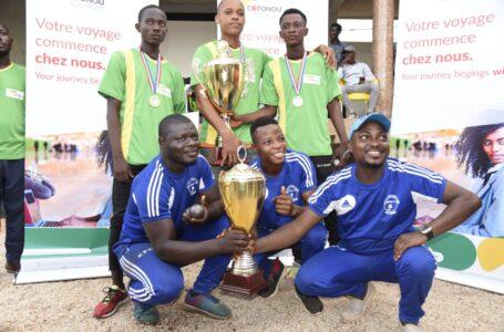 Trophées Cotonou Aéroport : Coup double pour l'Ouémé-Plateau