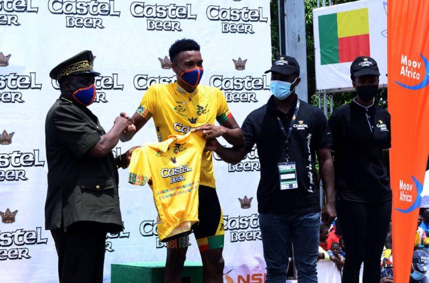 2ème étape du Tour cycliste du Bénin: Paul Daumont conserve le maillot jaune