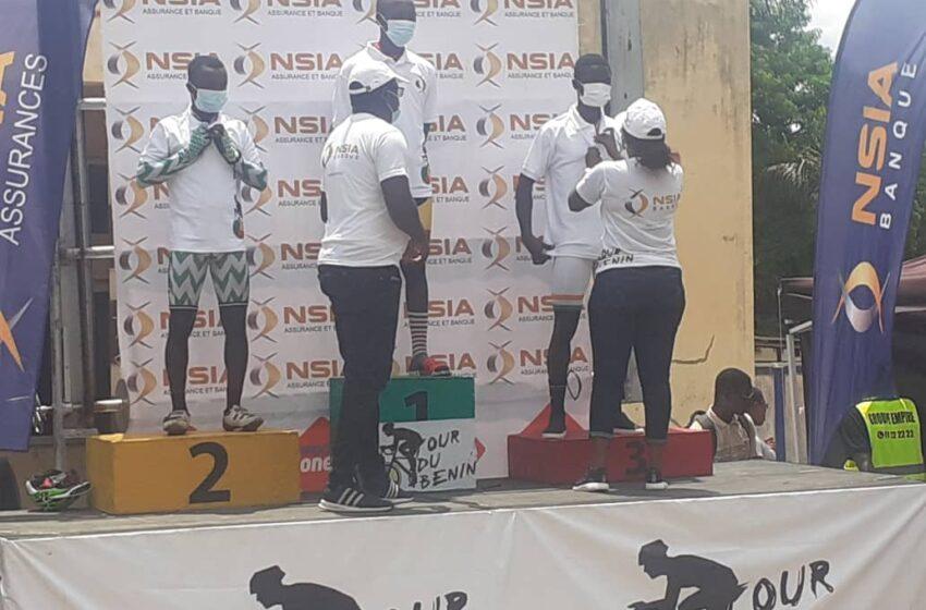 4e étape du Tour cycliste du Bénin : Yarbanga Salifou leader, Paul Daumont conserve le maillot jaune