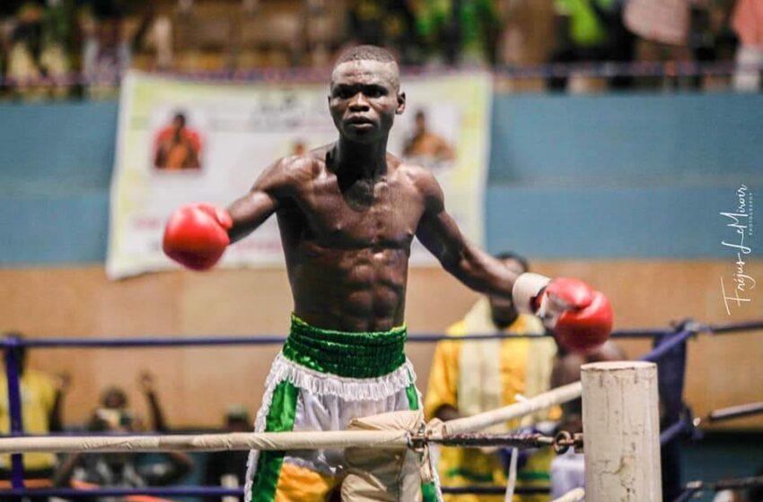 Clément Loko: «Je veux remporter cette ceinture pour ma patrie»