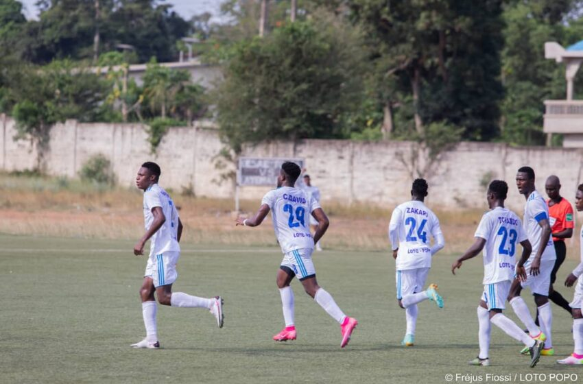 10e Journée de la Super Ligue Pro: Loto Popo domine Ayéma