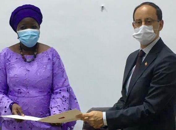 Elue vice-présidente du Bénin: Mariam Chabi Talata reçoit les félicitations de la Turquie