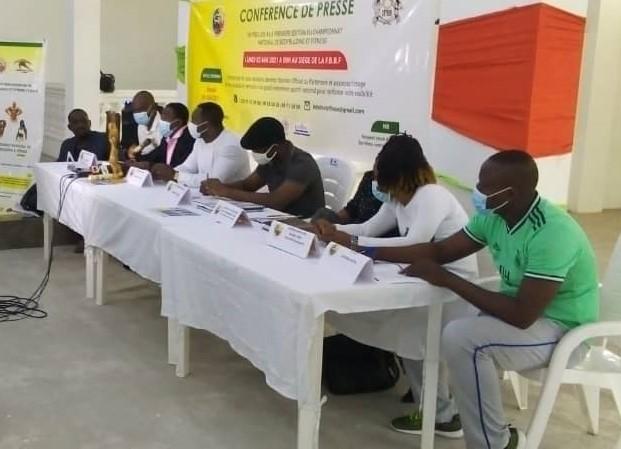 1ère édition du championnat béninois de bodybuilding et fitness: Un défi pour Bienvenu Vodounou et son comité