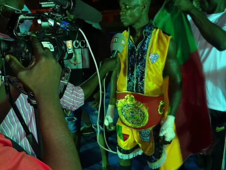 Boxe: Clément Loko conserve son titre continental WPBF