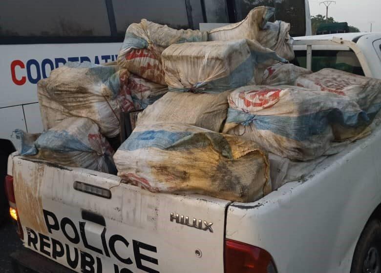 Bantè: 70 000 cartouches de calibre 12 arraisonnées