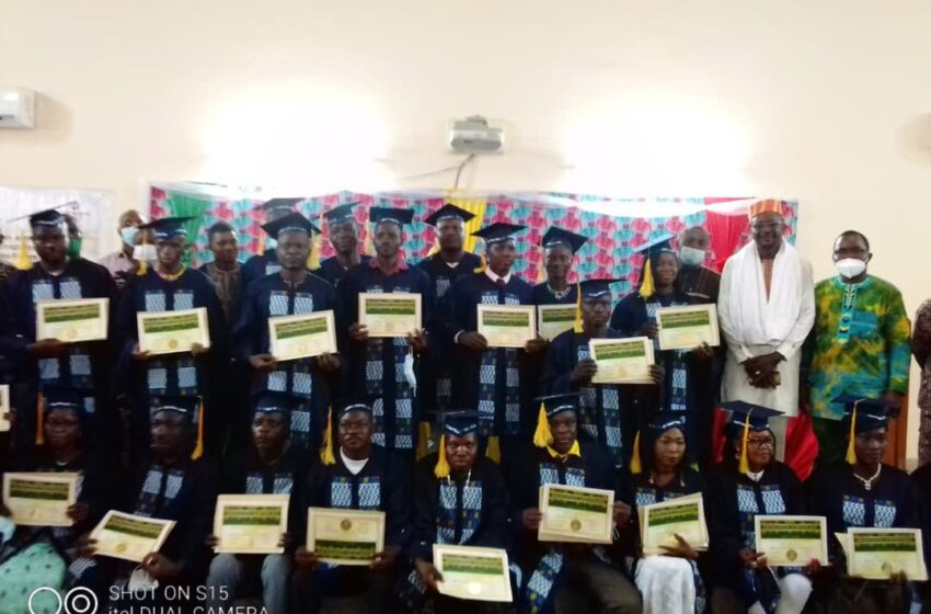 Formation en autonomie et gestion financière: Ibs récompense les artisans