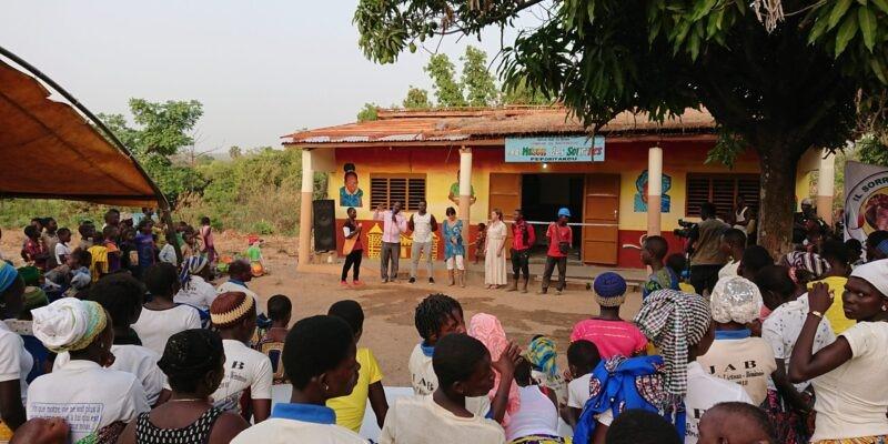 Natitingou : Une association italienne au chevet de la couche vulnérable
