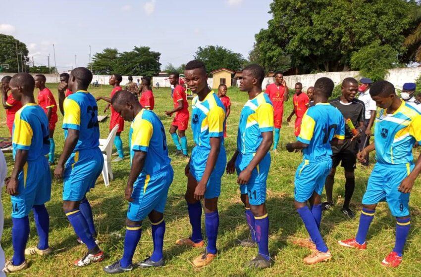 Lancement Ligue Atlantique : Victoire de Académie de Ouidah en ouverture