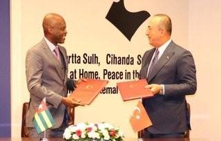 Relation bilatérale entre la Turquie et le Togo: Robert Dussey obtient un accord de coopération commerciale