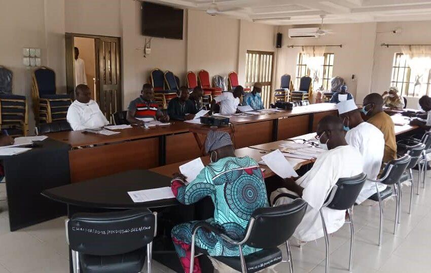 2ème session ordinaire du conseil communal de Kandi : Adoption du premier collectif budgétaire 2021