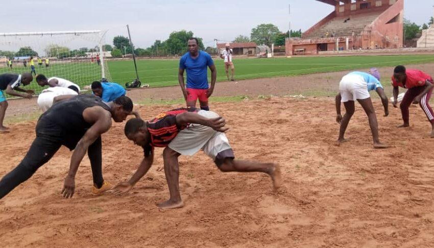 Association Sportive Gunu Lutte Club de Djougou: Renforcement des capacités techniques des athlètes en lutte olympique