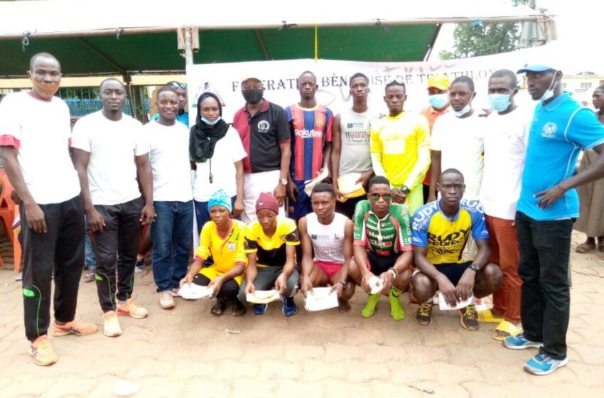 Fédération Béninoise de Triathlon : Le top des activités donné