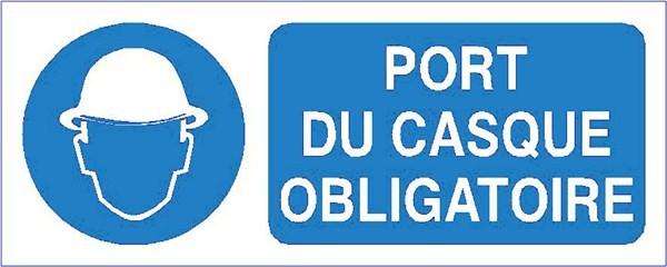 Les passagers à moto: Port de casque obligatoire