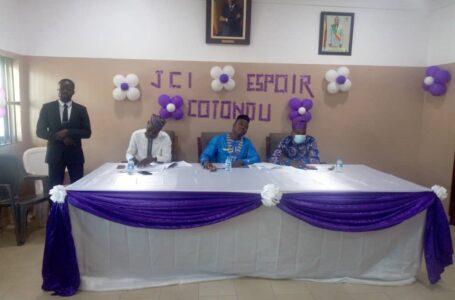 Assemblée générale ordinaire de la Jci Cotonou Espoir : Un bilan positif au terme du premier quadrimestre