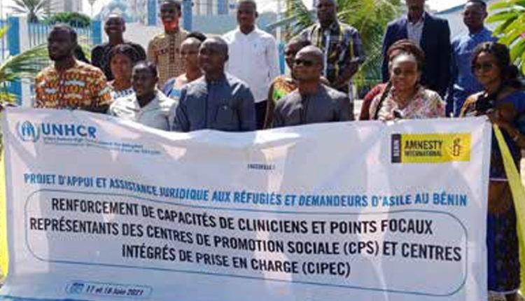 Atelier de renforcement des capacités: Des cliniciens et points focaux des Cps outillés par Amnesty Bénin