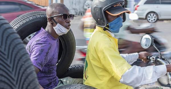 Port de casque et de masque: Le paradoxe béninois