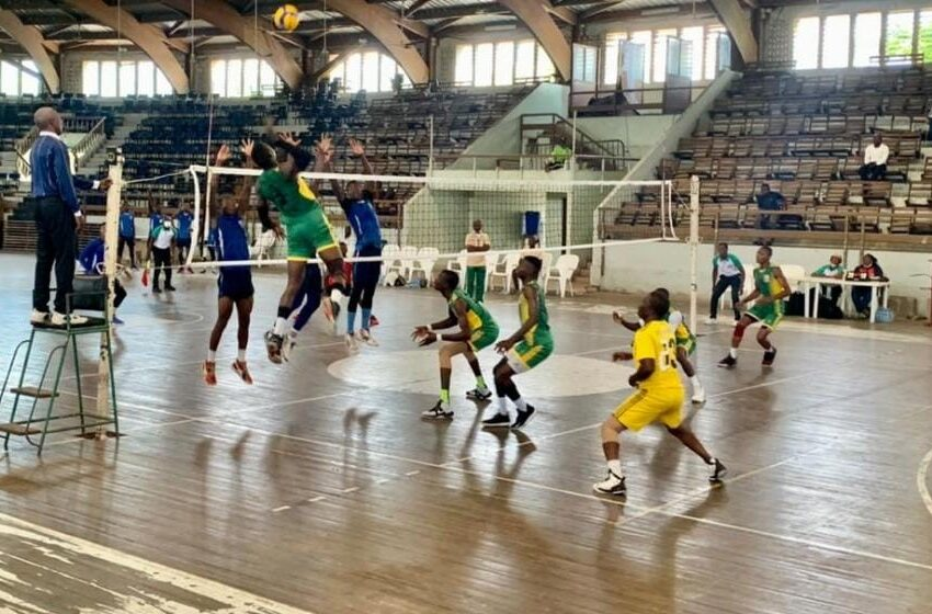 Championnat Pro de Volley-ball : Allada et Etoile Filante leaders de la phase aller