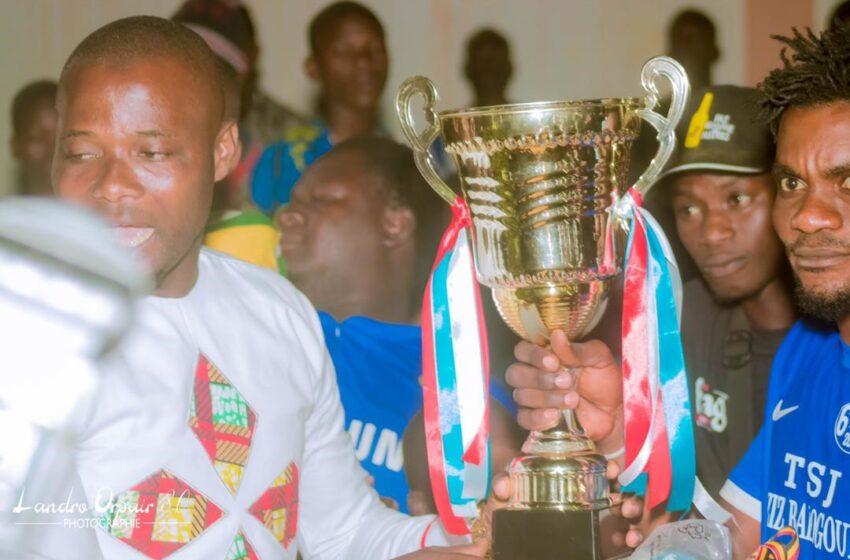 6ème édition du tournoi de football Solidarité Jeunesse: Dream Team Yagbé remporte le trophée