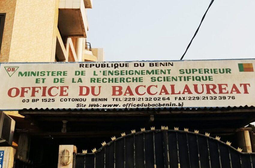 BAC 2021 au Bénin : Un taux d'admissibilité de 64, 42%