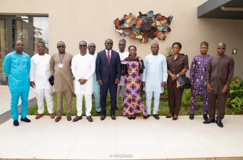 Eurobond : Le comité de pilotage installé