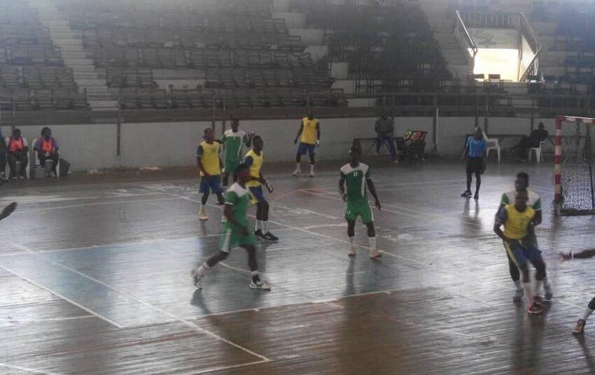 J6 du Championnat de la Ligue Pro de Handball: Les hommes de l'Aspac s'imposent de justesse