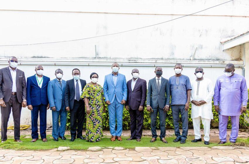 Secteur minier au Bénin : Le Conseil d'Administration de la SNH-Bénin S.A installé