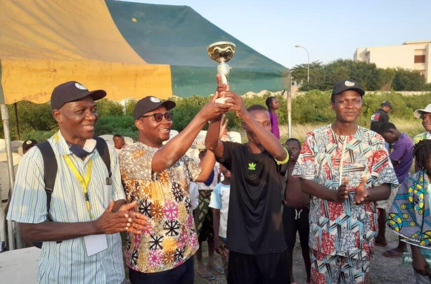Championnat régional amateur de la Ligue Atlantique : Volcan FC champion