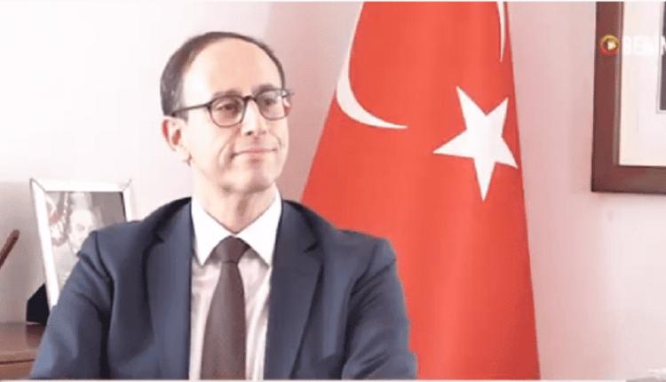 Ambassade de Turquie au Bénin : Onur Ozçeri anime un point de presse ce mardi
